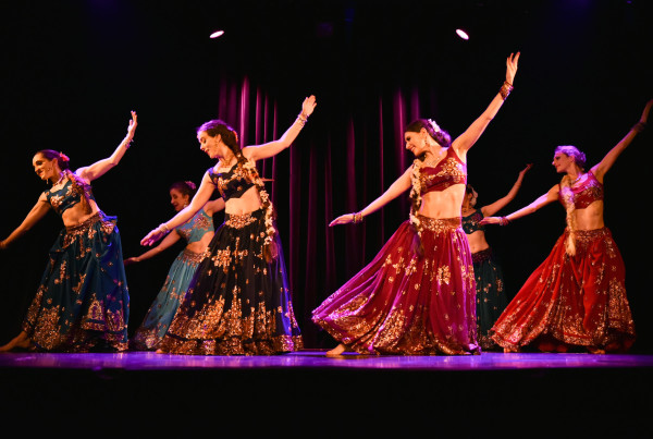 Compagnie Roses des Sables - soiree a theme- bollywood fever - devdas