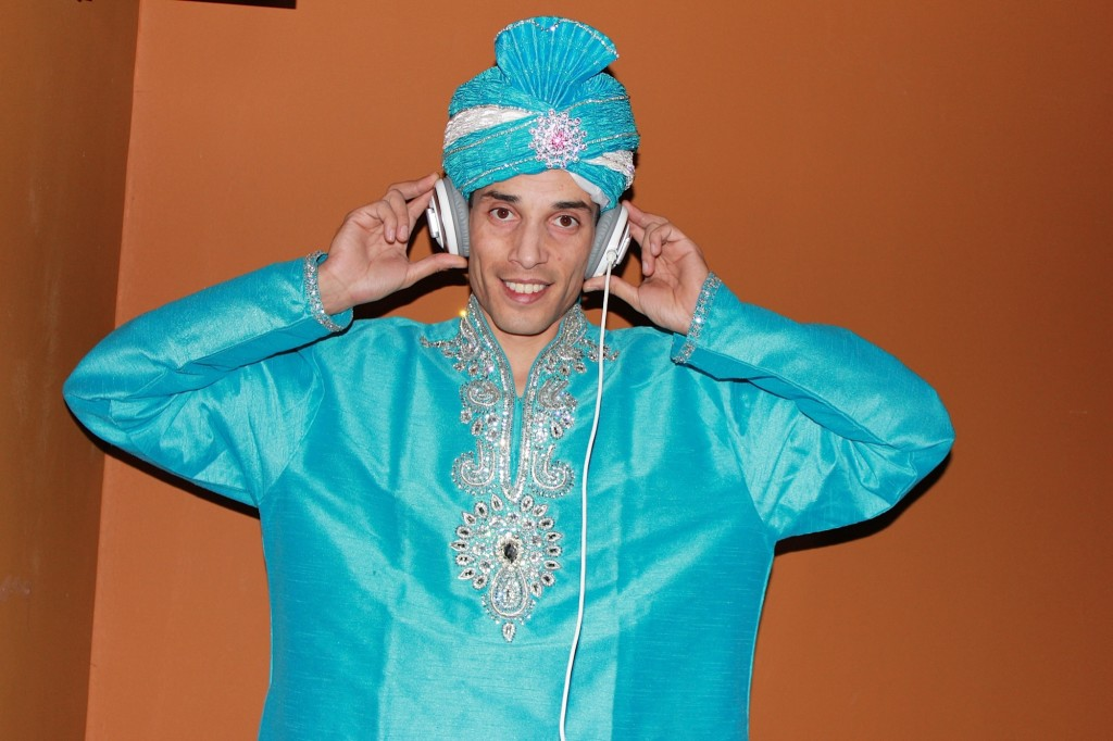 Compagnie Roses des Sables - soiree a theme- - bollywood fever - dj indien