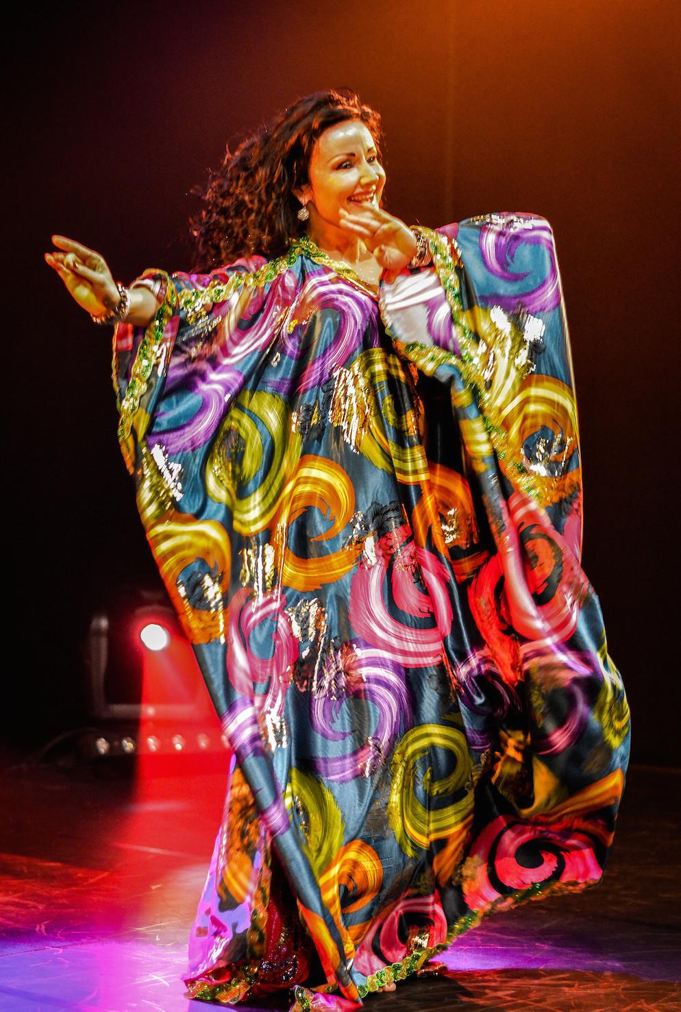 Compagnie Roses des Sables - spectacle - danse orientale - khaligy