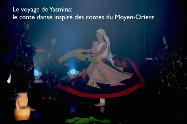 Compagnie Roses des Sables - spectacles - conte danse