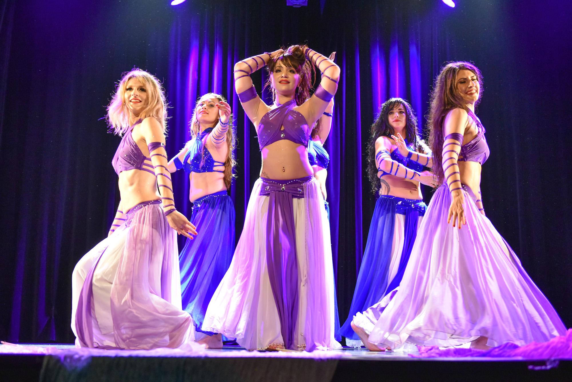 Compagnie Roses des Sables - spectacles - merveille - danse orientale