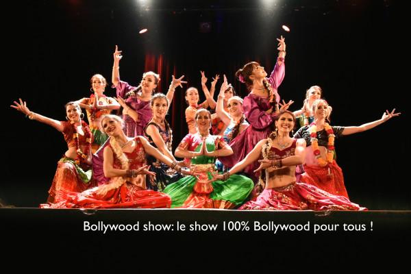 Compagnie Roses des Sables - spectacles - spectacle de danse orientale et bollywood