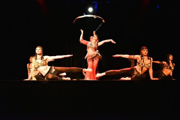 Compagnie roses des sables - merveilles tribal