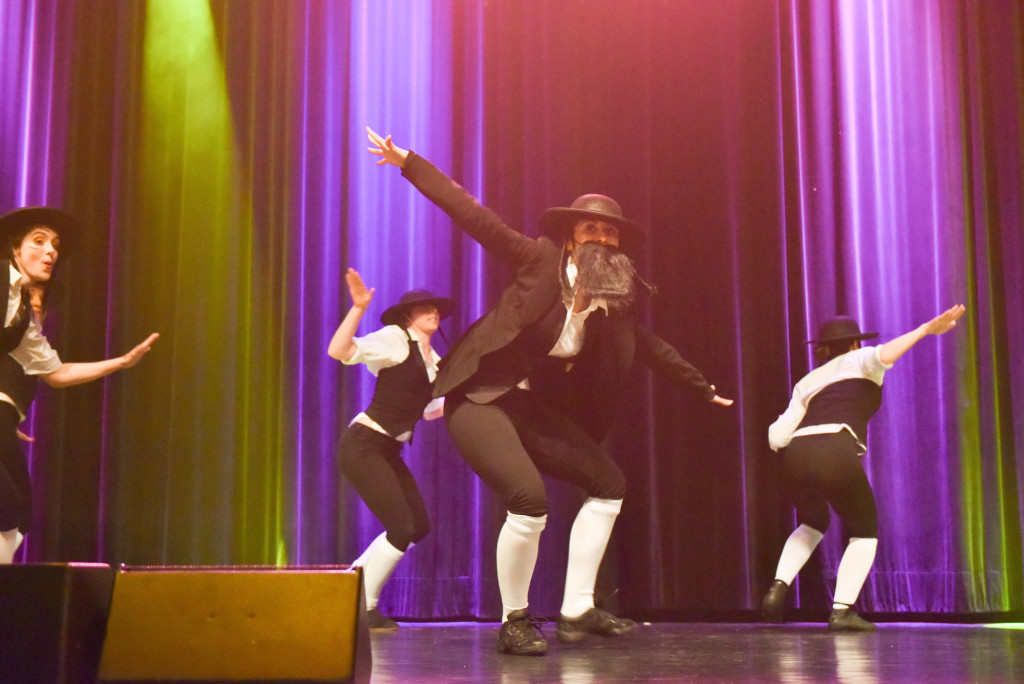 Compagnie roses des sables_spectacle_a_nice_rabbi_jacob