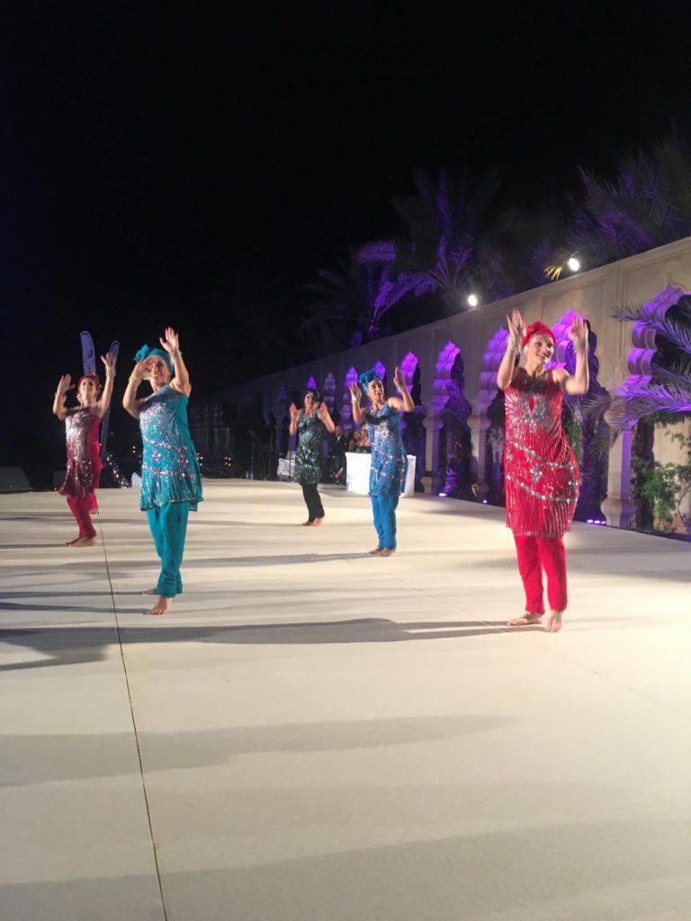 spectacle de danse orientale à nice