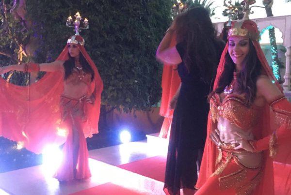 soirée de gala au maroc
