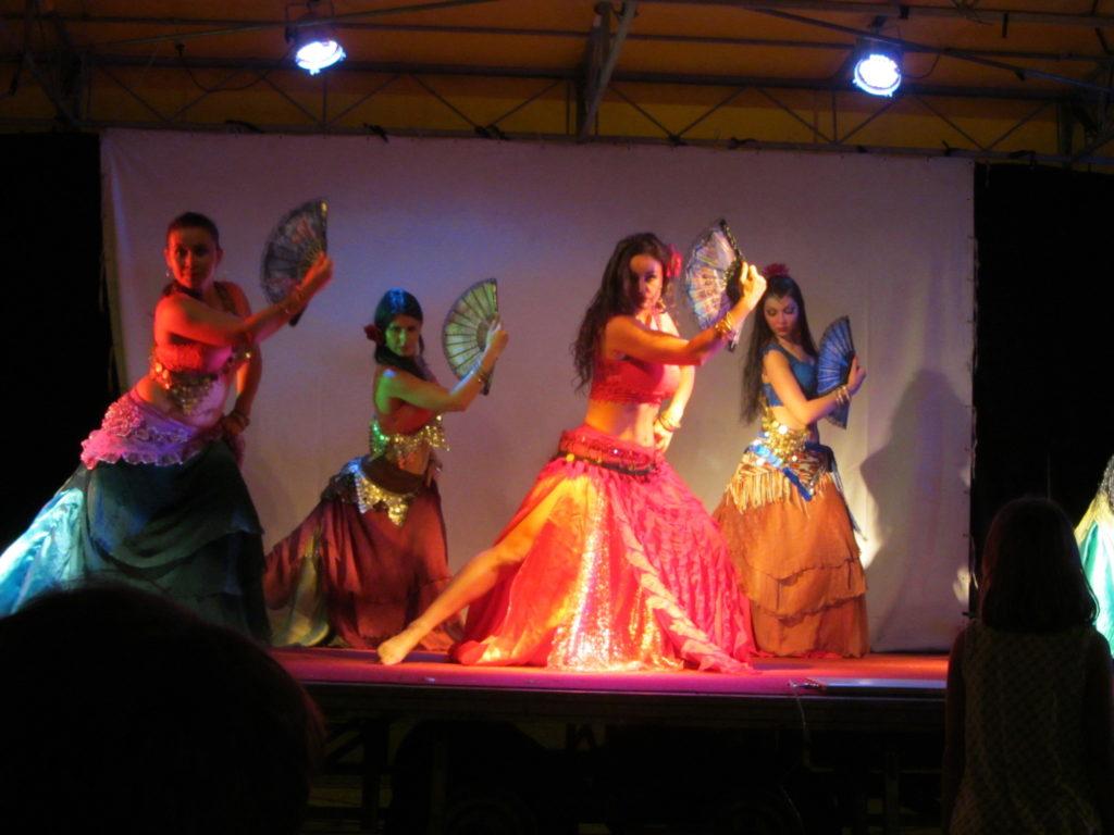 sur la route du flamenco danse gitane