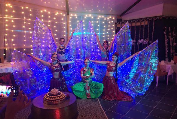 inauguration d'un restaurant à mougins Bollywood