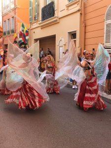 compagnie roses des sables carnaval monaco