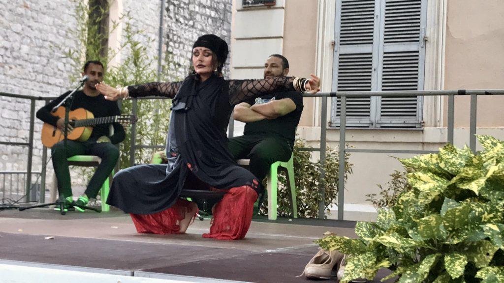 sur la route du flamenco